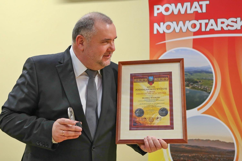 Styczeń 2014 - Jubileusz 100 lecia Podhalańskiego Szpitala Specjalistycznego w Nowym Targu